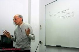 Giulio Bolacchi in aula